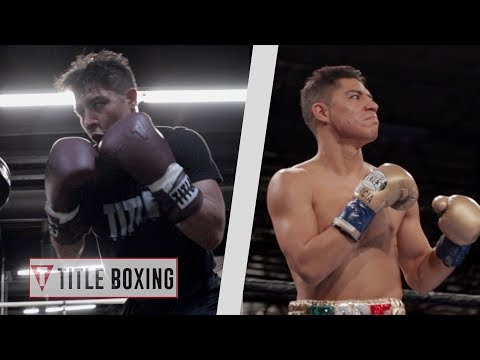 Jessie Vargas - From Training Camp to Fight Night