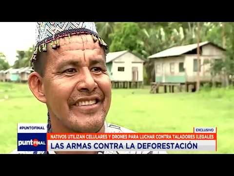 Indigenous Communities Fight Deforestation with Technology