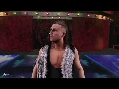 WWE 2K19 World Heavyweight Championship Fatal 4 Way Fastlane 4K