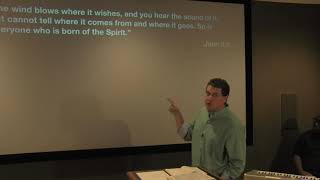Studies in John - #18: Born of the Wind