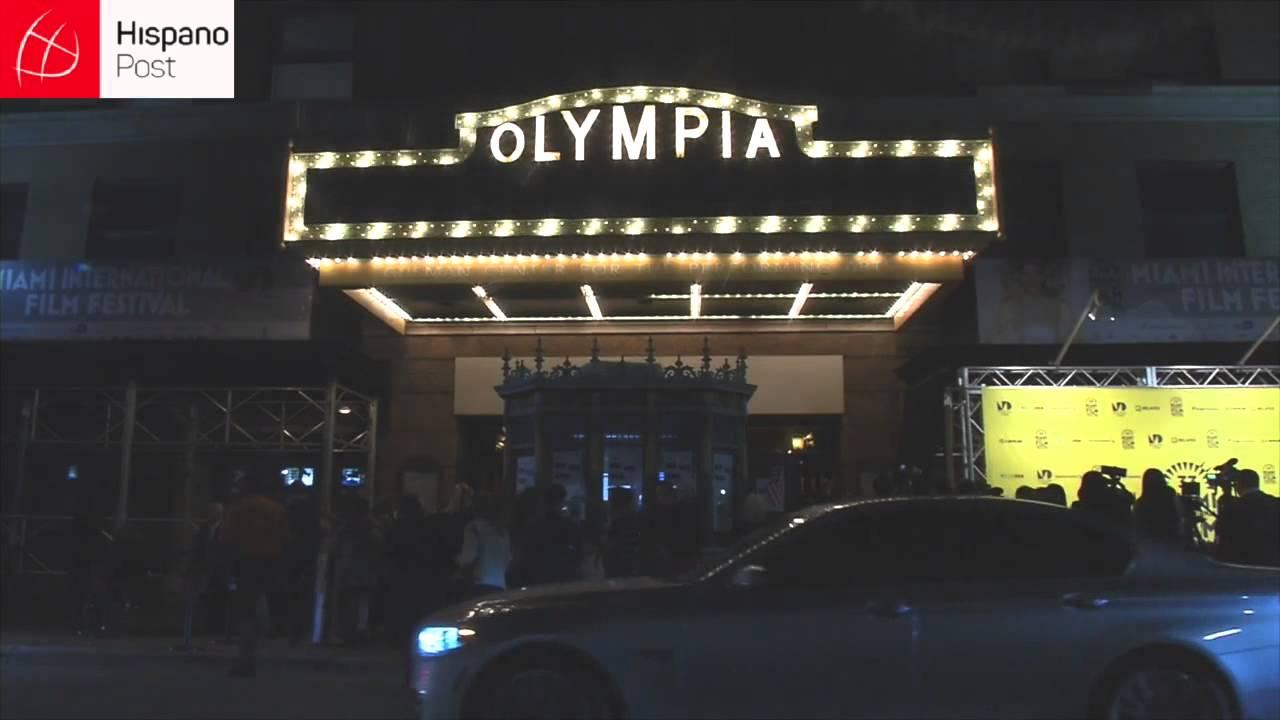 """""""Mi gran noche"""" y su protagonista Raphael - Festival de cine Miami 2016"""