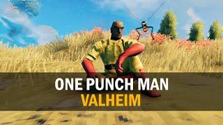 VALHEIM ONE PUNCH MAN in Spanish