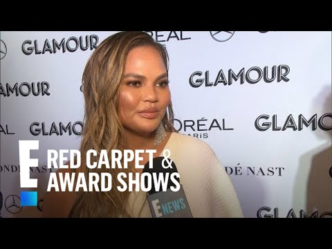 Chrissy Teigen Talks Receiving