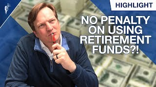 Should You Take Advantage of the 401(k) NO PENALTY Withdrawals?