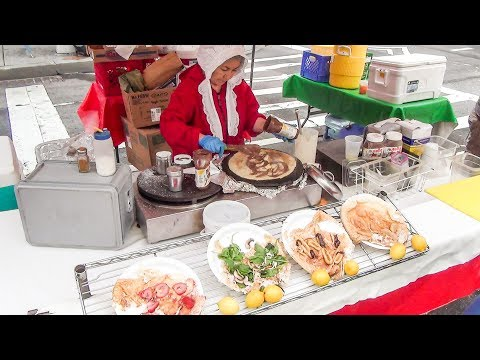 mp4 Food Festival In New York, download Food Festival In New York video klip Food Festival In New York