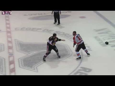 Christophe Losier vs Adam Leblanc-Bourque