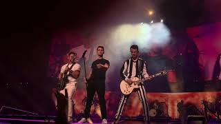 Jonas Brothers   LoveBug Happiness Begins Tour Opening Night Miami