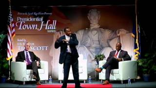 Tim's Town Hall Featuring Dr. Ben Carson