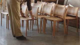 Krzesła Latus Produkcja