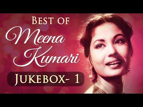 Meena Kumari Superhit Songs Collection (HD)  - Jukebox 1 - Bollywood Evergreen Old Songs