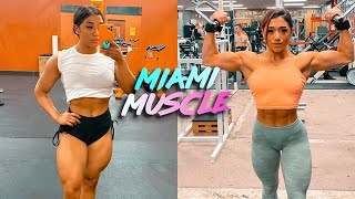 I Don't Care If Men Think I Look Manly | MIAMI MUSCLE