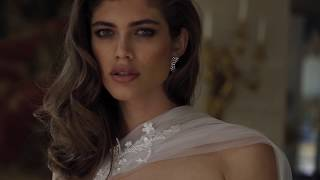 Galia Lahav House Of Couture Fall 2020 Bridal Collection Starring Valentina Sampaio.