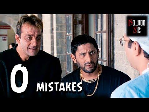 [PWW] Plenty Wrong With MUNNA BHAI MBBS (0 Mistakes) Sanjay Dutt Sanju Full Movie |Bollywood Sins#31