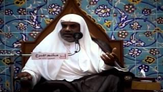 preview picture of video 'ملا علي جاسم الدرازي   ذكرى خروج الإمام الحسين ع من مكة 1435هـ - المرخ'