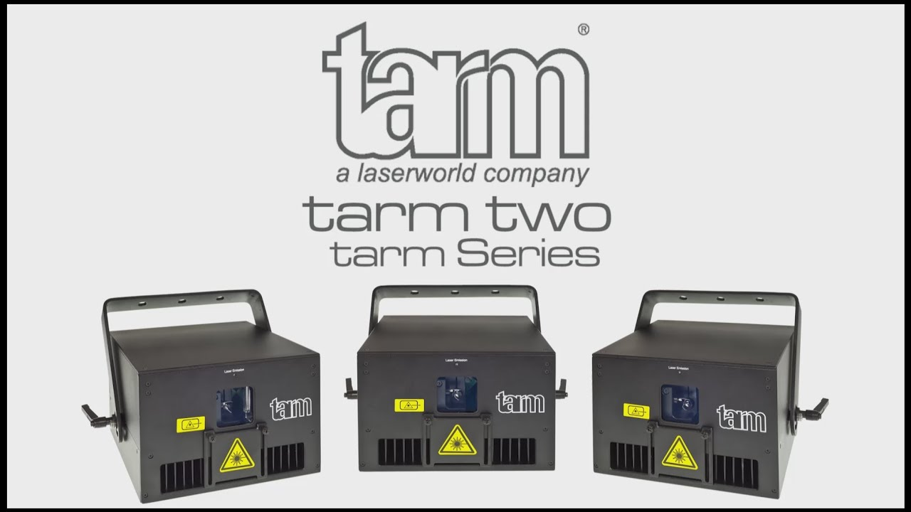 LASERWORLD tarm 2.5 FB4 RGB