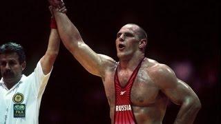 Легендарный бой Александра Карелина с Акира Маеда