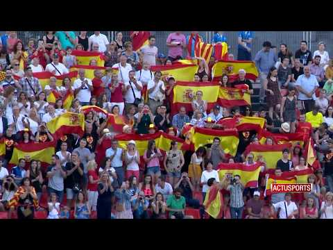 Tarragona 2018: Opening Ceremony for the 18th Mediterranean Games