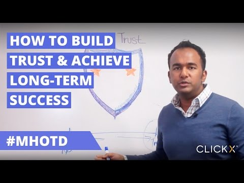 How To Build Trust & Achieve Long-Term Success | Marketing Hack of the Day by Solomon Thimothy