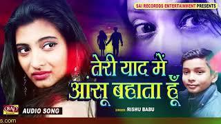 Bhojpuri Sad Song 2019 Teri Yaad Mein Aansu bahata Hoon Sun Le O Sanam Harjai Sunil