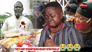 Hmmm😥...Bishop Bernard Nyarko was Sh0t in His Heart - Joe shortingo Cries and share more secrets 🔥