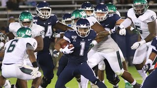 Seahawks Battle FBS Member UConn To The Wire On Road Before Falling 24-21 In Season Opener