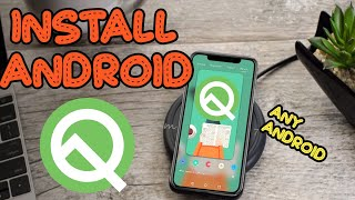 Download Install Android Q Beta in Any Android feat  Redmi