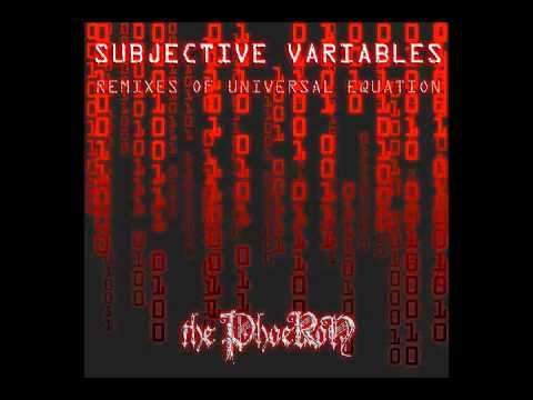 DTRASH113.3 - THE PHOERON - Subjective Variables