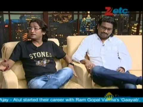 Ajay - Atul With Komal Nahta