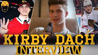 Spittin' Chiclets Interviews Kirby Dach - Full Interview