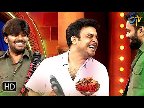 Sudigaali Sudheer Performance | Extra Jabardasth | 16th August 2019   | ETV Telugu