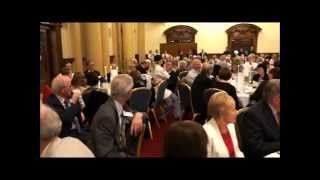 preview picture of video 'Rotary Ireland Conference 2014 - City Hall Reception'