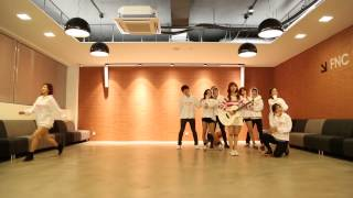 [JUNIEL] 귀여운남자 (Pretty Boy) Dance Practice