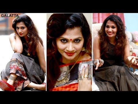 Niranjana is a die-hard Thala Ajith Fan | Chit Chat with Galatta