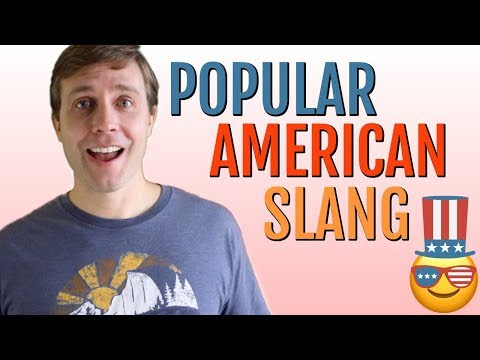 Popular American Slang That People Always Use
