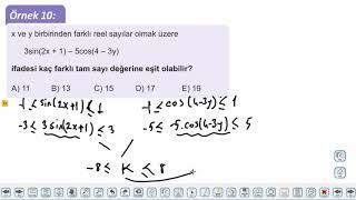 Eğitim Vadisi 11.Sınıf Matematik 1.Föy Trigonometri 6 Konu Anlatım Videoları