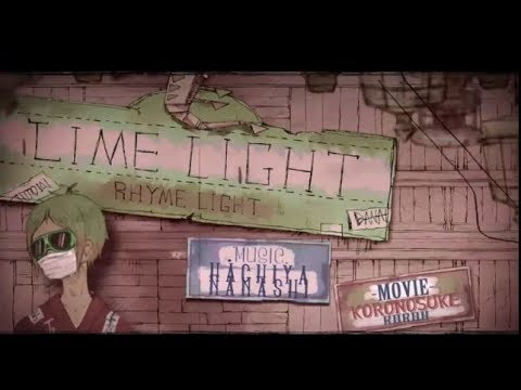 Original, 初音ミク・GUMI/ ライムライト 【FULL HD】