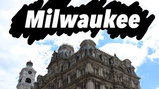 Travel with Me ✈ Milwaukee Solo Day Trip