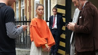 Street Style Highlights | London Fashion Week S/S 2020