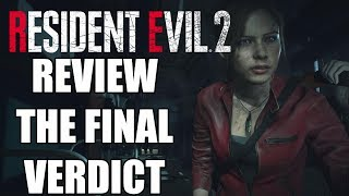Resident Evil 2 Review - One of the Best Games of This Generation
