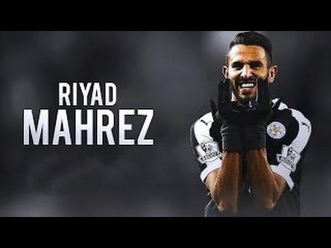 Riyad Mahrez Best of 2016 -رياض محرز