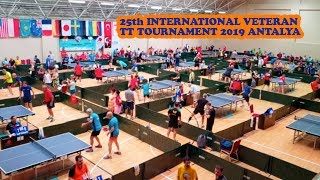 2019 Antalya Veteran Tournament celebrates 25 years