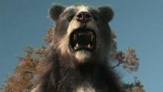 Мир после динозавров. Доисторические хищники. Короткомордый медведь. National Geographic.