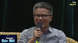 Giáo Sư Ngô Bảo Châu Trò Chuyện Dí Dỏm Với Học Sinh, Sinh Viên   Tin Tức Mới