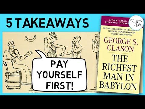 mp4 Rich Man From Babylon Pdf, download Rich Man From Babylon Pdf video klip Rich Man From Babylon Pdf