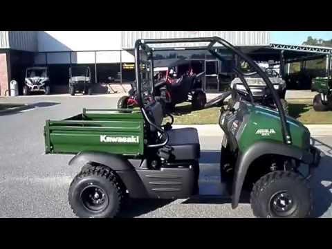 2018 Kawasaki Mule SX in Greenville, North Carolina