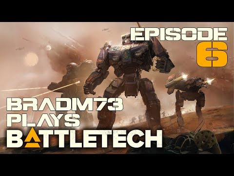Let's Play BATTLETECH Part 06- Axylus - игровое видео