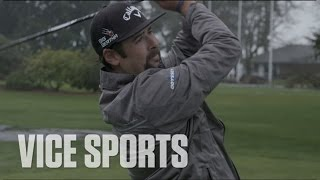 Your New Favorite Golfer is Andres Gonzales