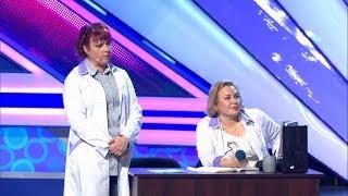 КВН  Город Пятигорск - Космонавты на медкомиссии