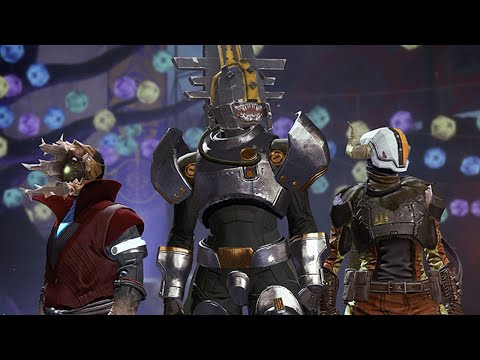 All Festival of the Lost Masks in Destiny 2