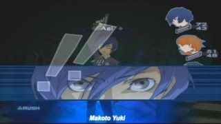 Special Persona 3 Critical Hit Cut-in Animations